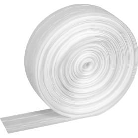 Лента шторная Sofia универсальная 50 мм полиэстер цвет белый