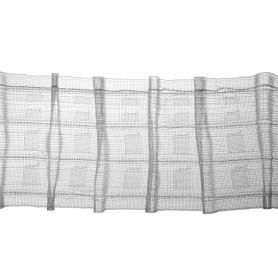 Лента шторная Bocelli с карандашными складками 76 мм цвет прозрачный