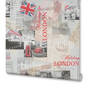 Обои бумажные Московская Обойная Фабрика Лондон 0.53 м 271242-1