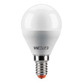 Лампа светодиодная Wolta шар E14 8 Вт 800 Лм свет дневной