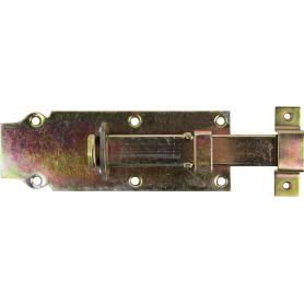 Задвижка 180х64 мм, сталь оцинкованная