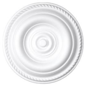 Розетка потолочная инжекционная 30 см C307/30 полистирол