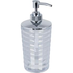 Дозатор настольный для жидкого мыла Vidage «Корбу», цвет прозрачный