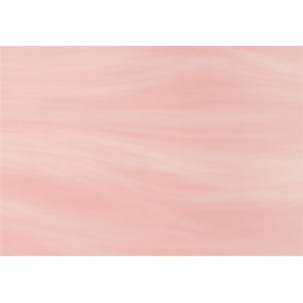 Плитка настенная «Агата» низ 25х35 см 1.58 м2 цвет розовый