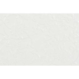 Плитка настенная «Аджанта цветы» 20х30 см 1.2 м2 цвет белый