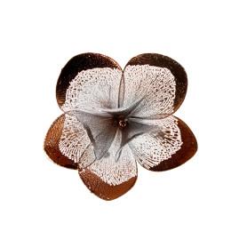 Держатель «Цветок средний» 70 мм гальваника цвет мультиколор