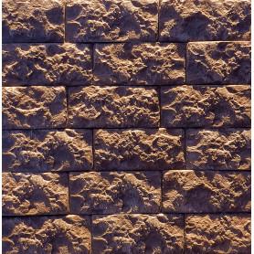 Плитка Доломит, цвет шоколадно-коричневый