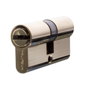 Цилиндр ключ/ключ 30х30 золото, 60 C ET PB