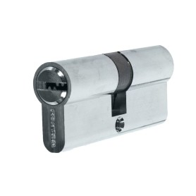 Цилиндр ключ/ключ 35х35 хром, 70 C ET CP