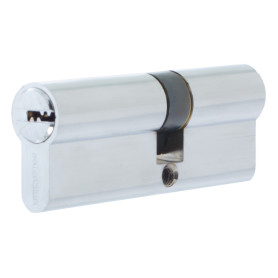 Цилиндр ключ/ключ 35х45 хром, 80 C ET CP