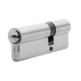 Цилиндр Palladium 90, 35x55 мм, ключ/ключ, цвет хром