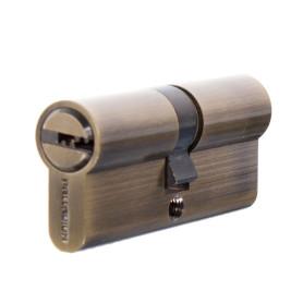 Цилиндр ключ/ключ 35х35 бронза, 70 C ET AB