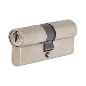 Цилиндр ключ/ключ 30х30 бронза, E AL 60 AB
