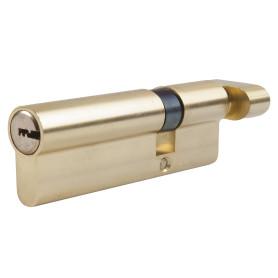 Цилиндр Standers ключ/вертушка 30х60 золото, TT-CANB3060GD