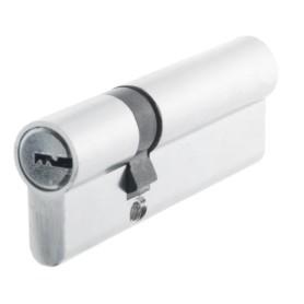 Цилиндр Standers ключ/ключ 30х60 хром, TTCAB3060CR