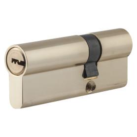 Цилиндр Standers ключ/ключ 30х50 золото, TT-CAB3050GD
