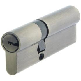 Цилиндр Standers ключ/ключ 35х55 бронза, TT-CAB3555AB