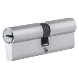 Цилиндр Standers ключ/ключ 45х45 хром, TTCAB823