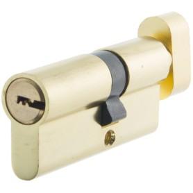 Цилиндр Standers ключ/вертушка 30х40 золото,TT-CANB3040GD