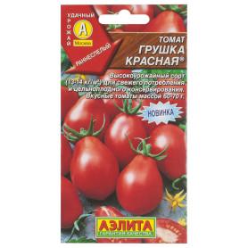 Семена Томат «Грушка красная»