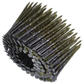 Гвозди строительные винтовые в обойме 2.5х68 мм, 200шт.