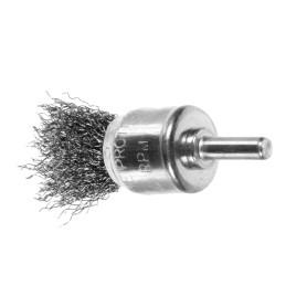Щетка-помазок для дрели Dexter 25 мм металлическая