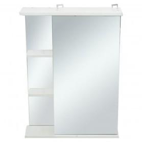 Шкаф зеркальный «Волна» 55 см