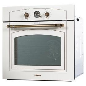 Духовой шкаф HANSA BOEW68120090, 59.5x59.5x57.5 см, цвет бежевый