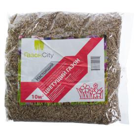 Семена газона ГазонCity Настоящий цветущий 0.3 кг