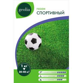 Семена газона Geolia Спортивный 1 кг