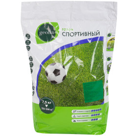 Семена газона Geolia Спортивный 7.5 кг