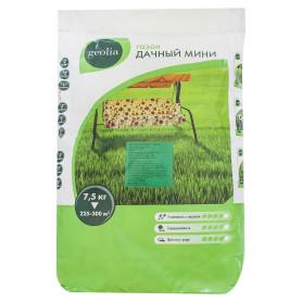 Семена газона Geolia Дачный мини 7.5 кг