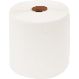 Протирочная бумага рулон 500 листов целлюлоза