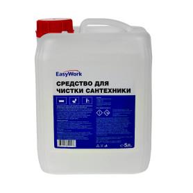 Средство для чистки сантехники Easywork 5 л