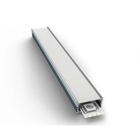 Профиль для светодиодной ленты 12 мм универсальный глубокий 2 м