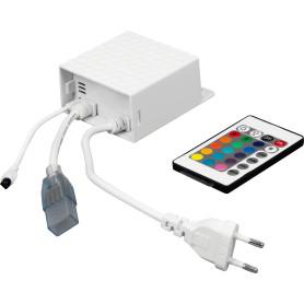 Контроллер RGB 220 В 300 Вт пульт IP44