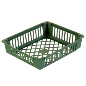 Корзина прямоугольная для луковичных 25 x 30 см