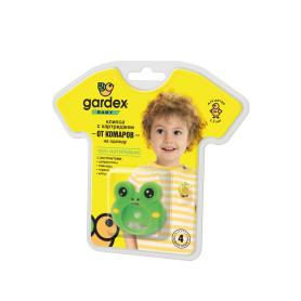 Клипса от комаров Gardex Baby