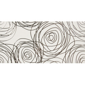 Вставка «День» 25х50 см цвет белый