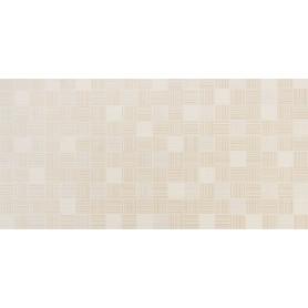 Вставка «Пиксел» 25х50 см цвет белый
