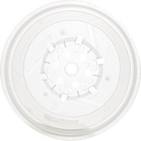 Горшок цветочный D15, 1, 4л., пластик, Бесцветный / прозрачный