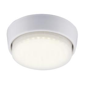 "Спот накладной Elektrostandard ""Arcola"", GX53, цвет белый"