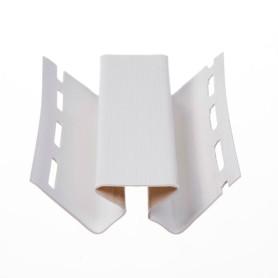 Угол внутренний 3000 мм цвет белый