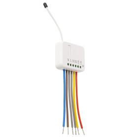 Реле для управления воротами/рольставнями Rubetek evo, 869 МГц, IP20