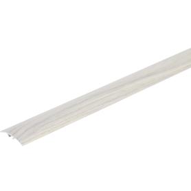 Порог разноуровневый (кант) Artens 40х1800х0-8 мм цвет ясень