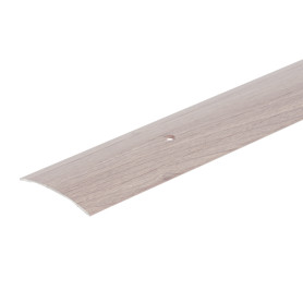 Порог одноуровневый (стык) Artens 60х1800 мм цвет ольха