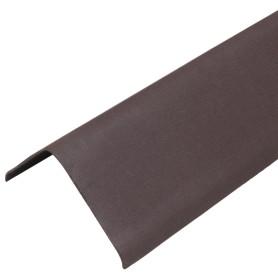 Щипец Ондулин коричневый