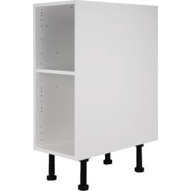 Каркас напольный 30x70x56 см, ЛДСП, цвет белый