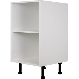 Каркас напольный угловой скошенный 40х56х70 см, ЛДСП, цвет белый