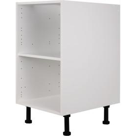 Каркас напольный 45x70x56 см, ЛДСП, цвет белый
